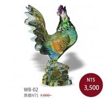 WB-02生肖琉璃禮品 大吉大利