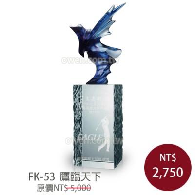 FK-53 鷹臨天下