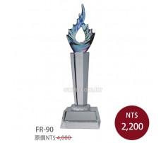 FR-90 琉璃水晶 火焰