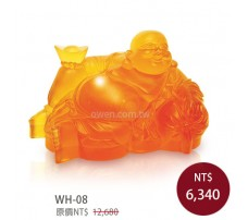 WH-08 聚財納福吉祥彌勒佛(大)