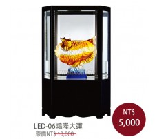 LED-06 鴻隆大運 櫥窗琉璃
