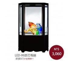 LED-99游刃有餘 櫥窗琉璃
