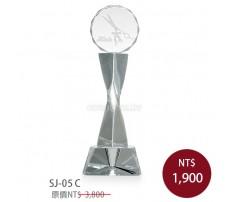 SJ-05 水晶獎座
