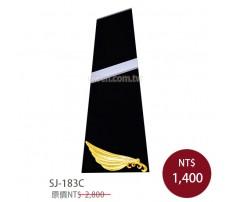 SJ-183C水晶獎牌